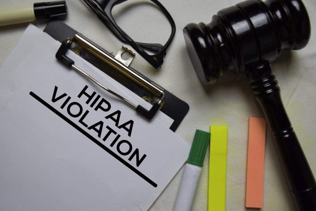 hipaa violations jacksonville it company